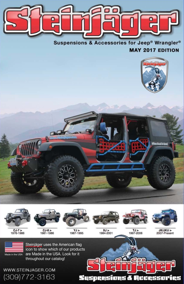 new catalog of accessories for jeeps. Cars Review. Best American Auto & Cars Review