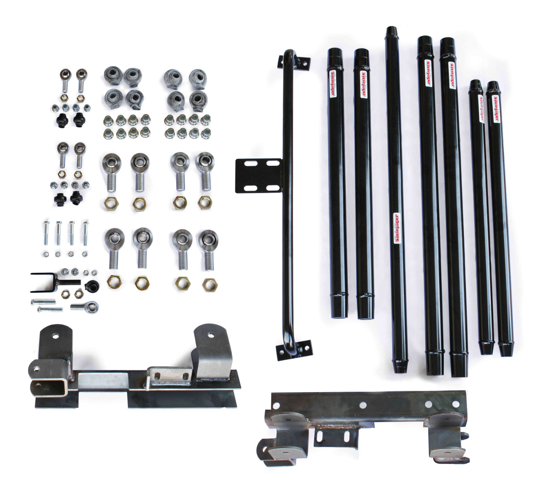 Long arm kits
