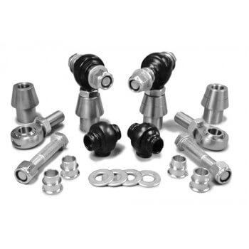 Heims, Nuts, Bungs, Inserts and Boots Rod End Kits