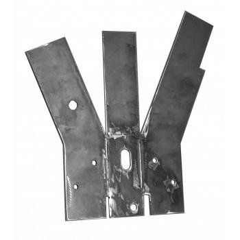 Frame Repair Brackets Wrangler TJ