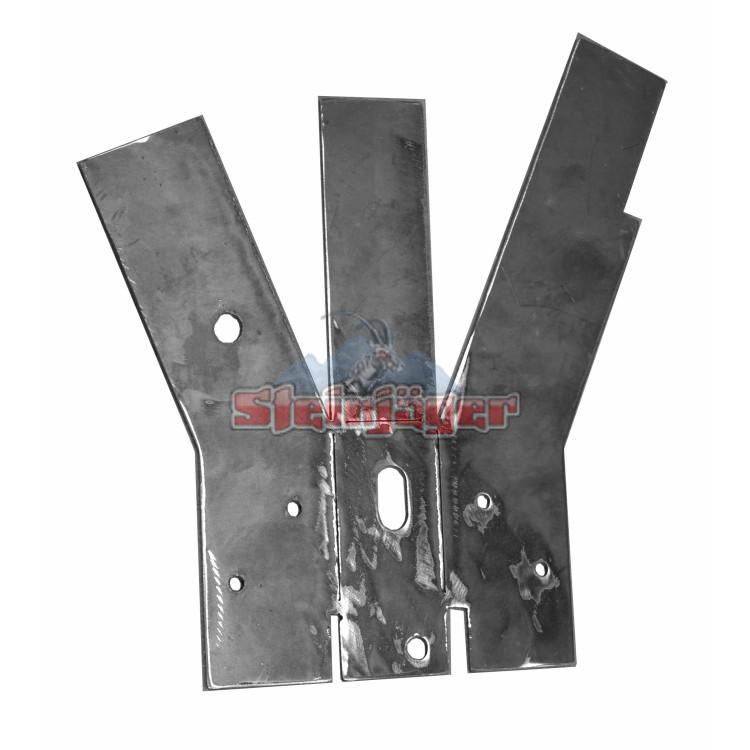 Wrangler TJ Frame Repair Brackets
