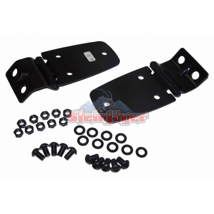 Wrangler TJ Hood Replacement Parts