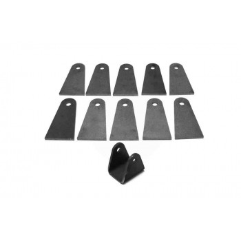 Tabs and Clevises, Weld On 4 Link Tab and Clevis Kits