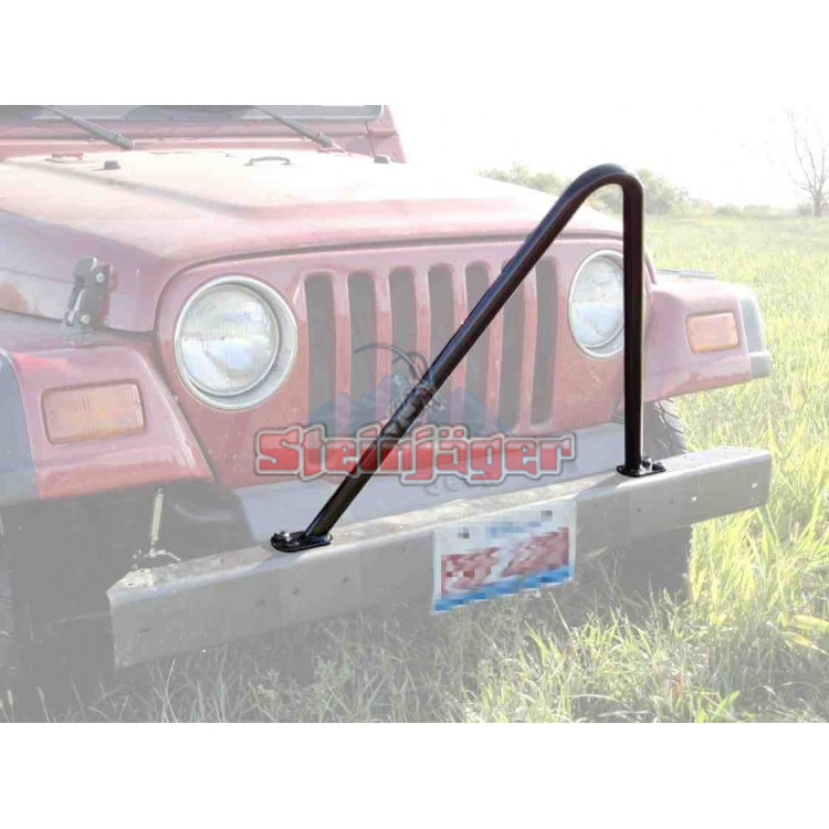 Wrangler TJ Bumper Attachments