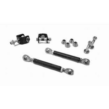 Sway Bar End Link Kit, Front Wrangler TJ