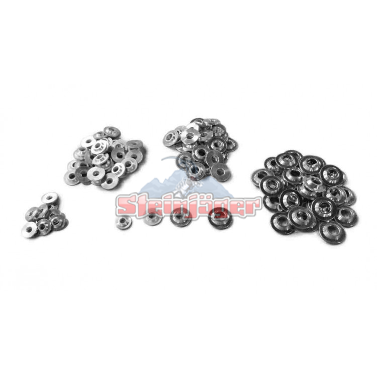 Rod End Spacers Washer Style