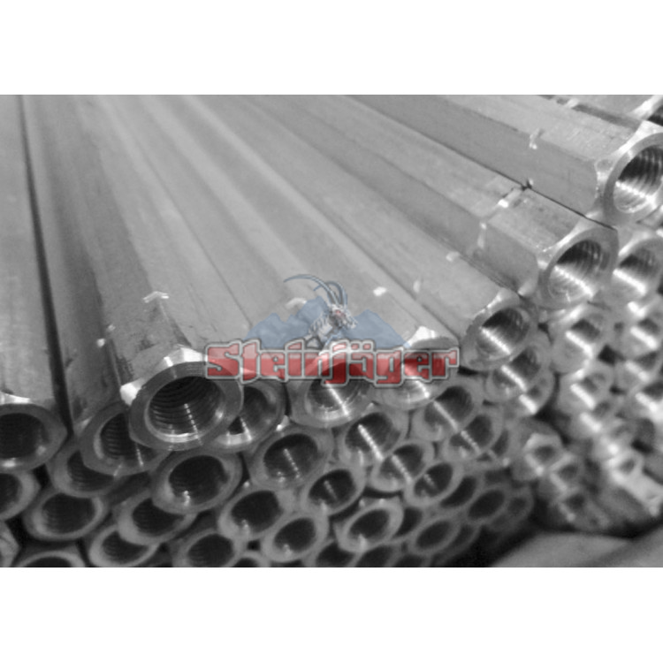 Threaded Tubes End LInks and Short LInkages