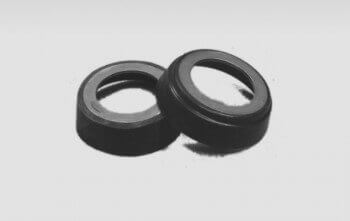0.250 Bore Rod Ends Rubber Boots