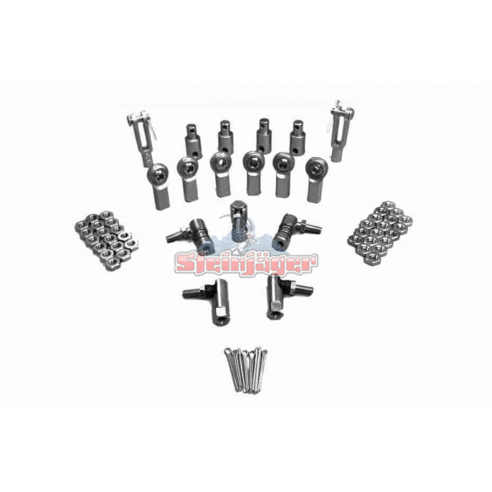 Steinjager - Universal Carburetor Linkage 10-32