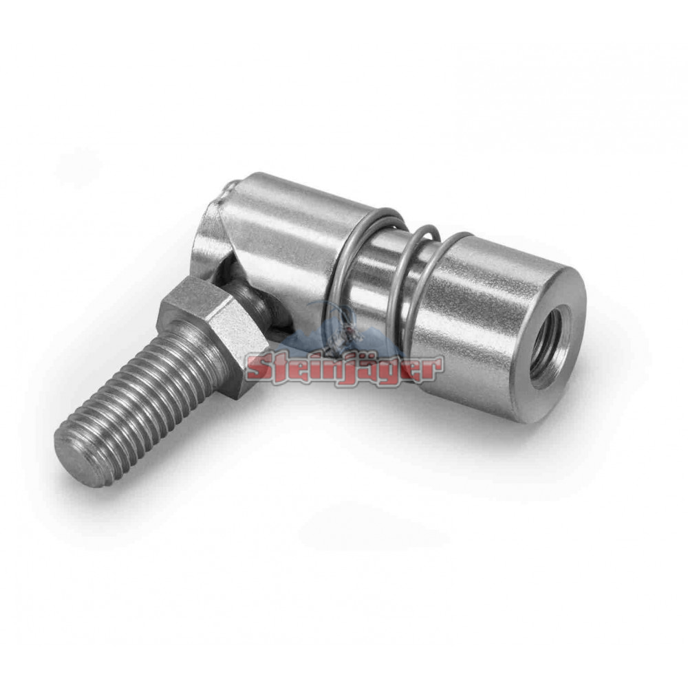 Ultraflex Stainless Steel Ball Joint To Fit Steering Cable