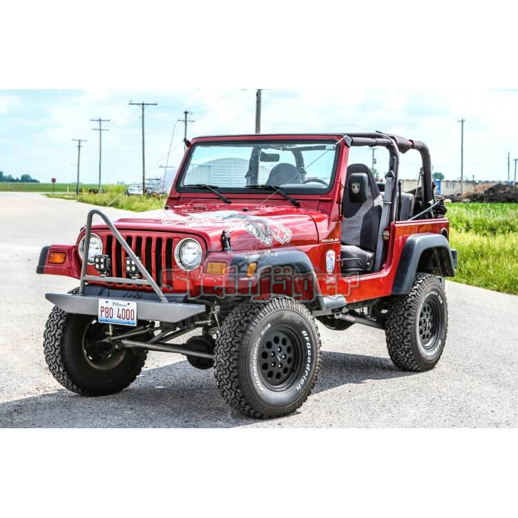 Wrangler TJ Tricked Out Package