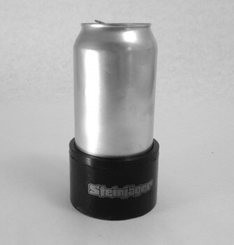 Poly Covered Magnet Can Holder