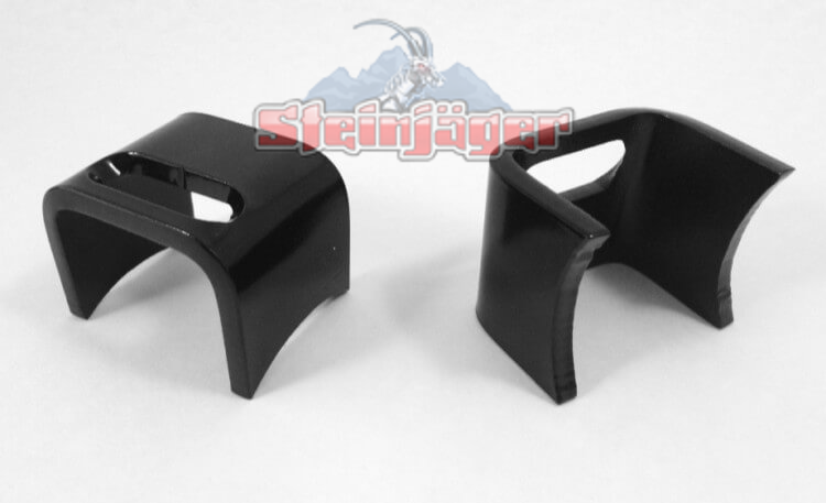 Wrangler JK Axle Tie Down Bracket