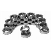Bushing Style, Zinc Plated Rod End Spacers