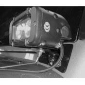 LED Lights and Brackets Wrangler JK
