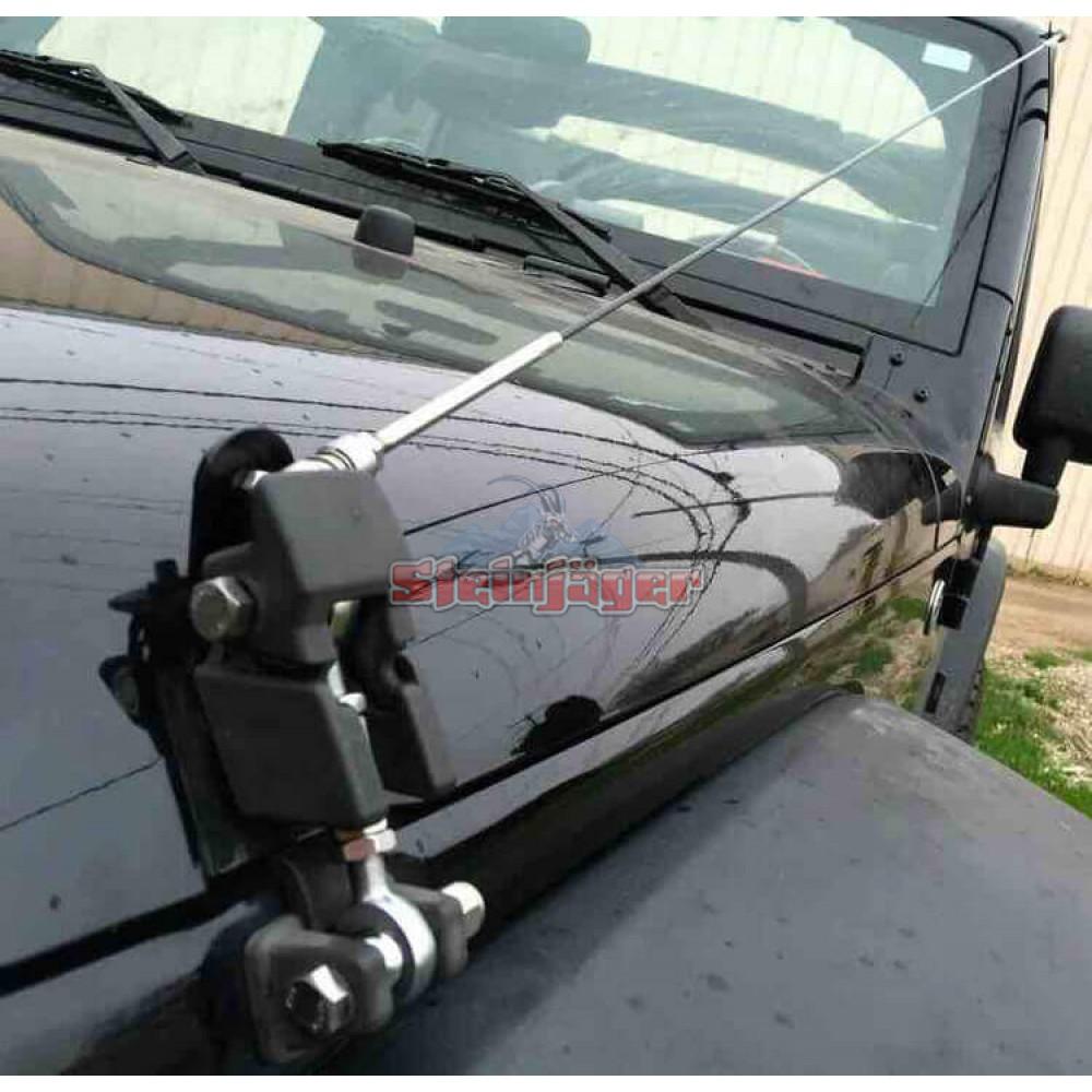Steinjager - Jeep Wrangler JK Limb Riser Kit 2007-2018 Body Mount
