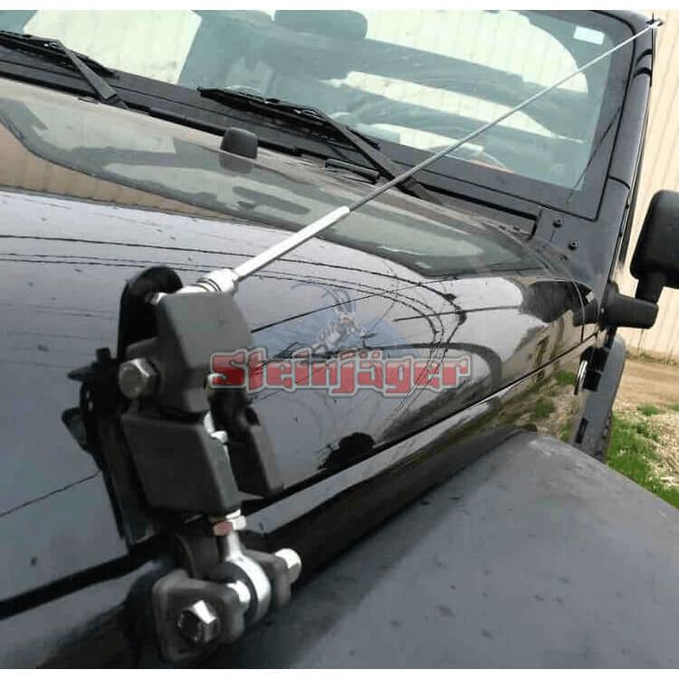 Wrangler JK Limb Riser Kit