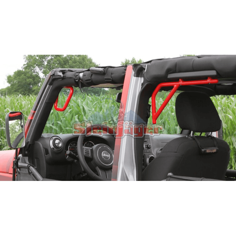 Wrangler JK Grab Handle Kit