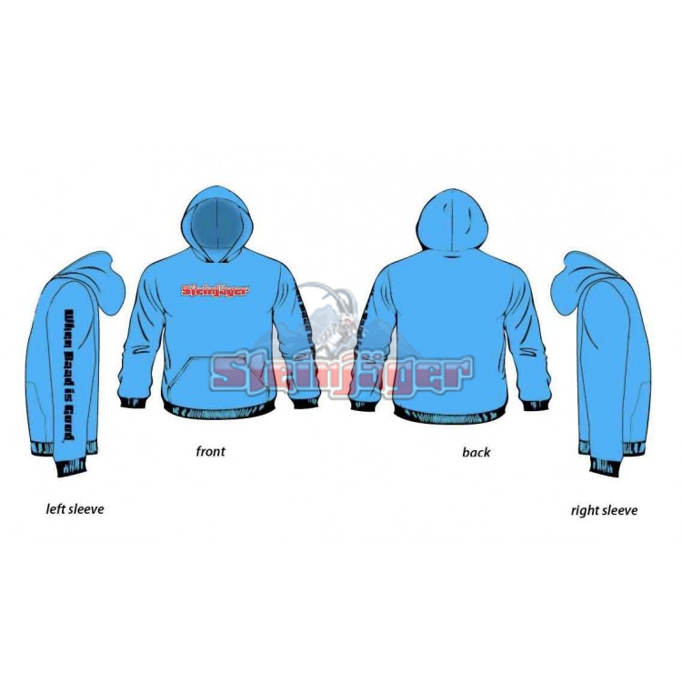 Hoodies Blue