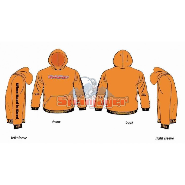 Hoodies Orange