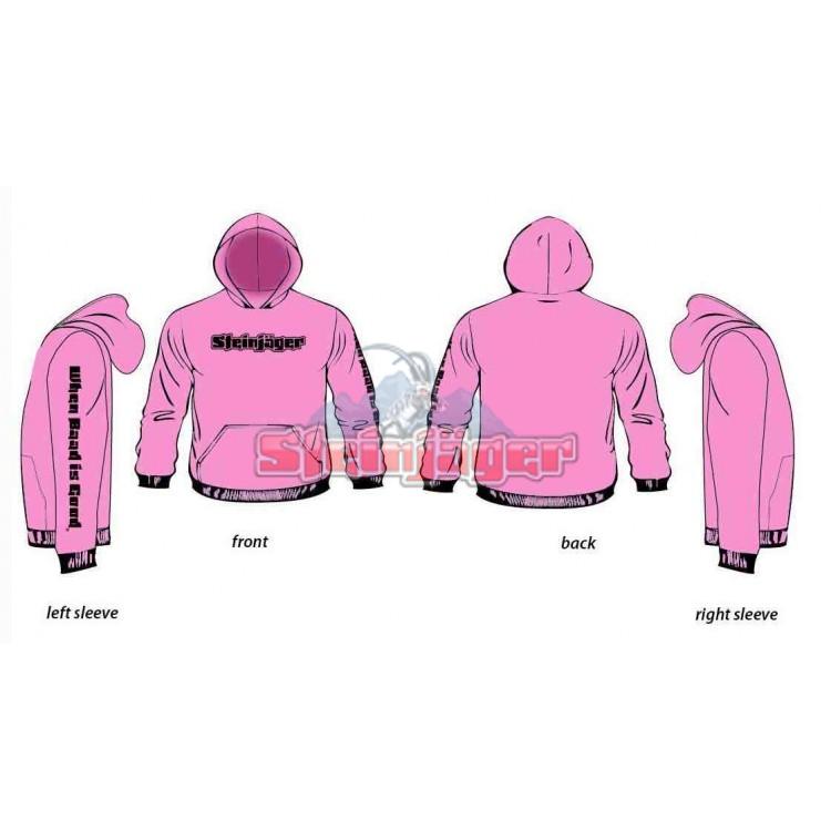 Hoodies Pink