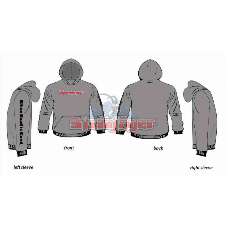 Hoodies Gray