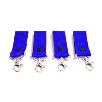 Blue Key Chain Fobs