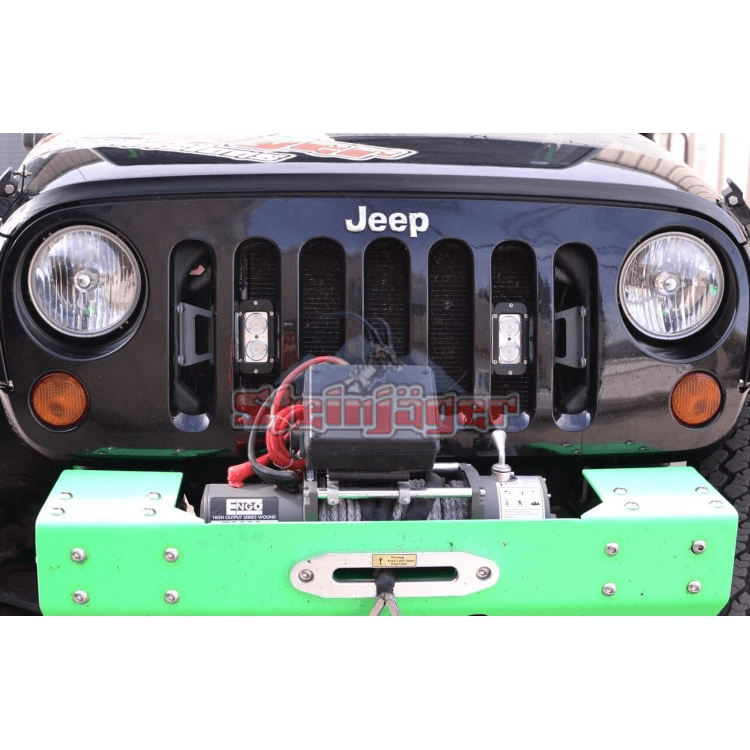 Wrangler JK LED Lights and Brackets
