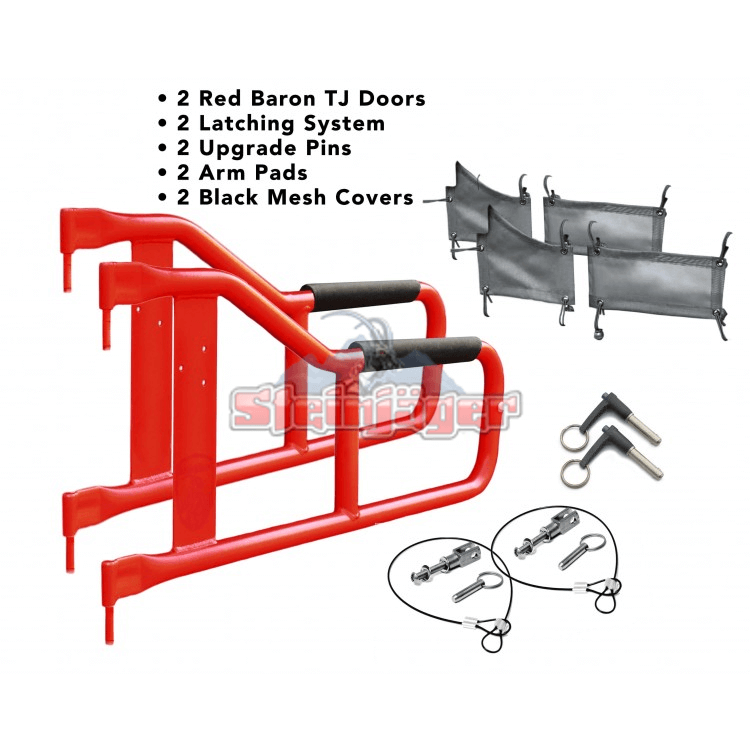Wrangler TJ Door Kit