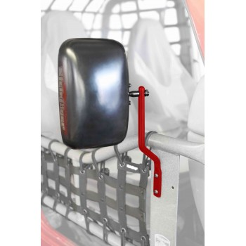 Mirror Kit, Tube Doors Wrangler TJ