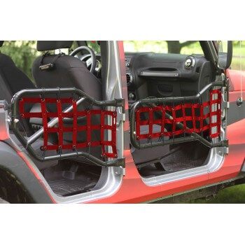 Doors, Trail, incl Accessories Wrangler JK