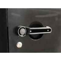 Door Handle Accent Kit Wrangler JK
