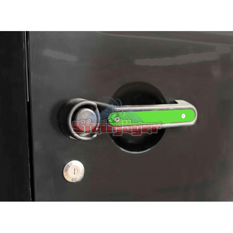 Wrangler JK Door Handle Accent Kit