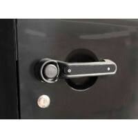 Door Handle Accent Kit Wrangler JK