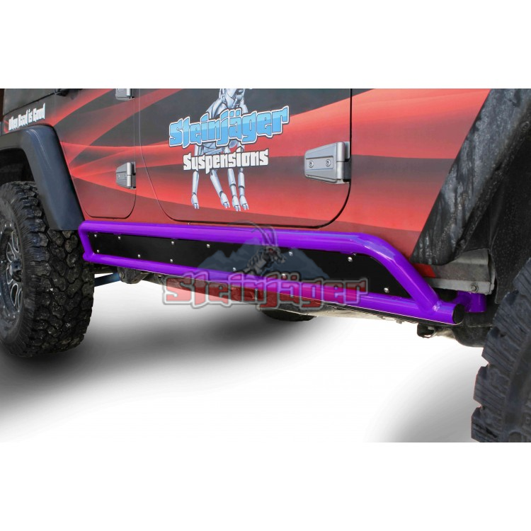 Wrangler JK Rock Sliders