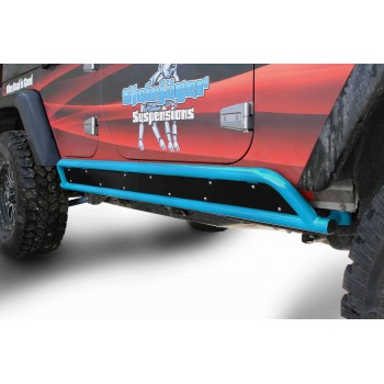 Rock Sliders Wrangler JK