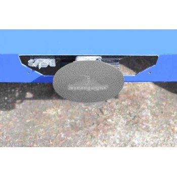 Gray Hammertone Hitch Cover