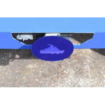 Southwest Blue Hitch Cover