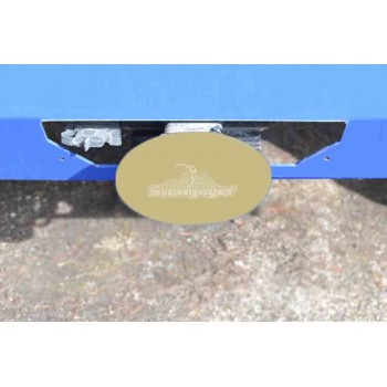 Military Beige Hitch Cover