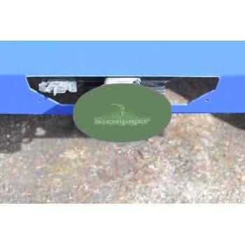 Locas Green Hitch Cover