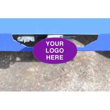 Sinbad Purple Hitch Cover