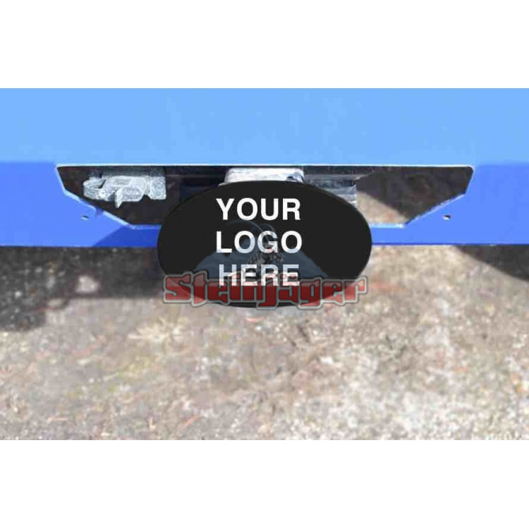 Hitch Cover Black
