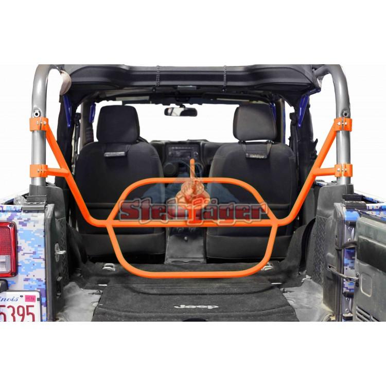 Wrangler JK Tire Carrier