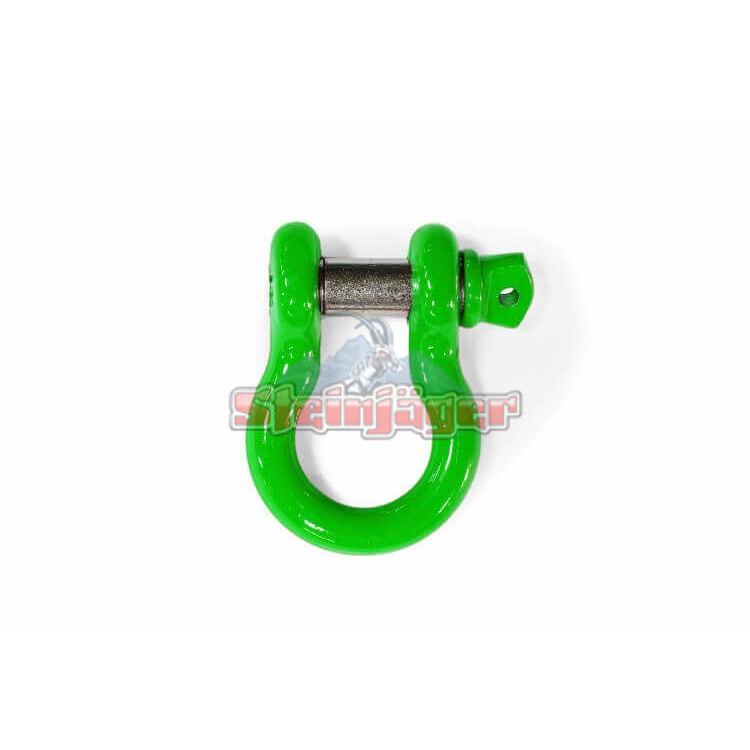 Gladiator JT D-Ring Shackle