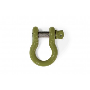 Locas Green D-Ring Shackle