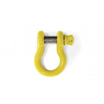 Lemon Peel D-Ring Shackle