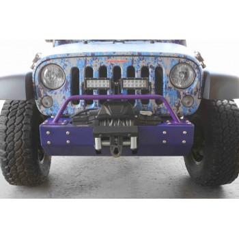 Bumper Light Bar, Short Wrangler JK