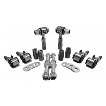 1/2-20 RH LH Poly Bushings Kits, Male