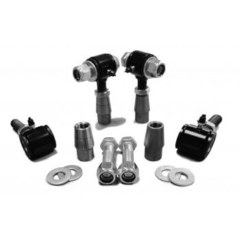 5/8-18 RH LH Poly Bushings Kits, Male
