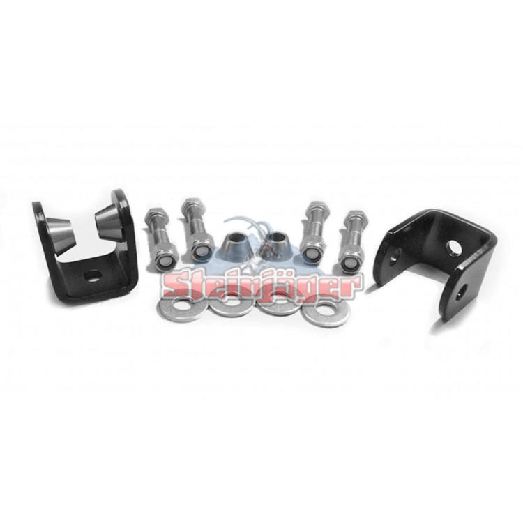 Sway Bar End Links Drop Clevis Kits (Without End Links)